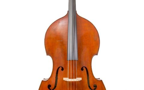 Francois Pillement double bass